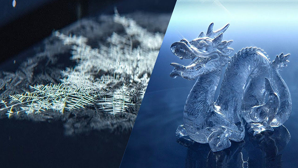 Frost And Ice With Cinema 4D