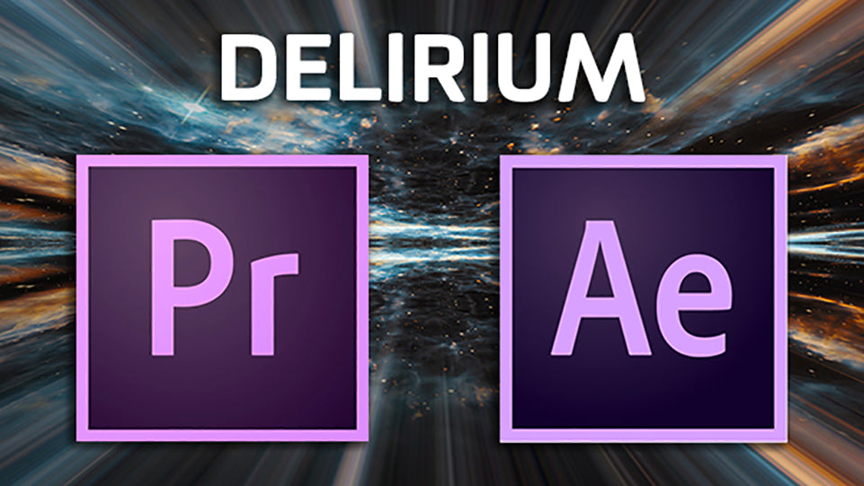 How to Import Delirium Presets Into After Effects CC And Premiere Pro CC