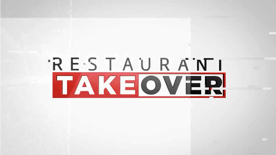Restaurant Takeover: Intro Created With Damage
