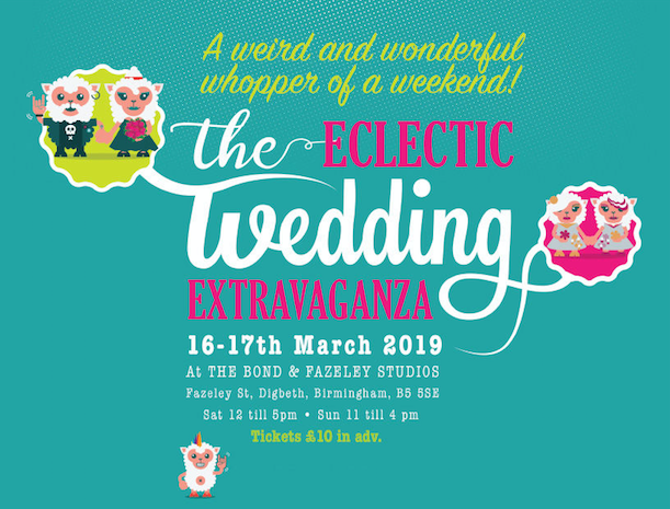 The Eclectic Wedding Extravaganza poster