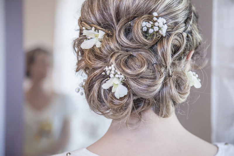 Vintage Wedding Hair: 5 Styles Which Are Coming Back