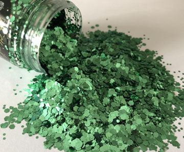 Forest - Green Biodegradable Glitter Pot 10g