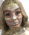 Skull Halloween Glitter Makeup Collection