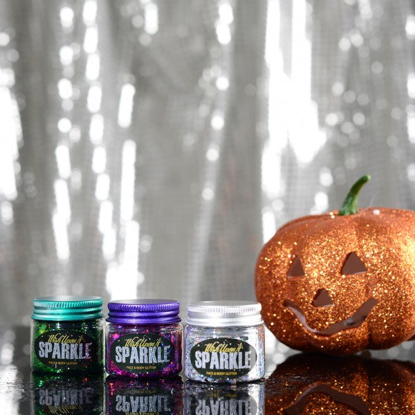 The Joker Halloween Glitter Makeup Collection