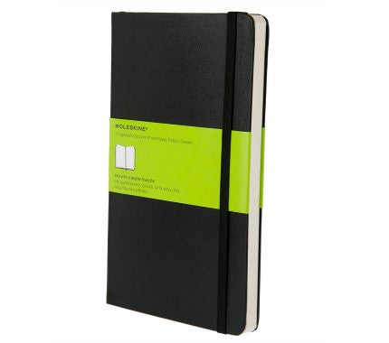 Moleskine Notebooks - Large