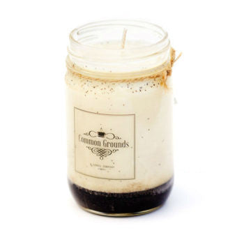 Common Grounds Coffee Candle