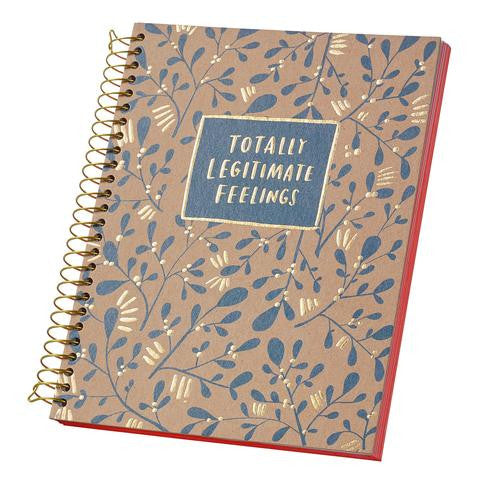 Totally Legitimate Feelings Journal