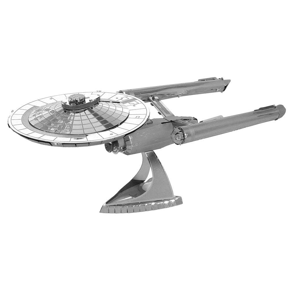 Metalworks Star Trek Laser-Cut 3D Models