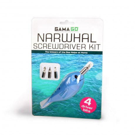 Narwhal Screwdriver