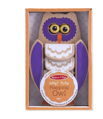 Melissa and Doug Flapping Owl