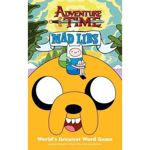 Mad Libs: Adventure Time