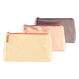 Metallic Accessory Pouches