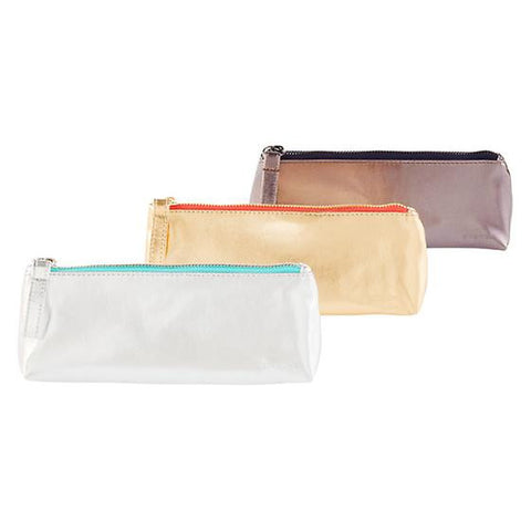 Metallic Pencil Pouches