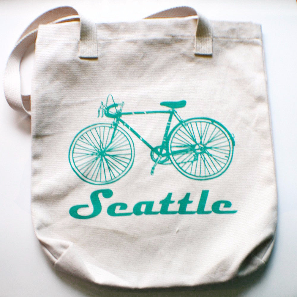 Seattle Bicycle Tote