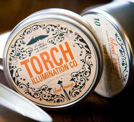Torch Illumination Co. 4 oz. Candle