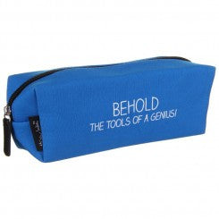 Pencil Case - Behold the Tools of a Genius!