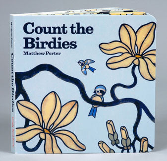 Count the Birdies Board Book