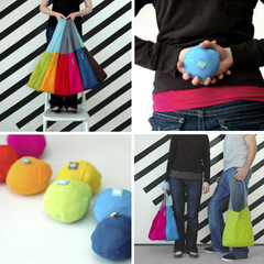 Flip and Tumble Shopper Bags