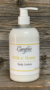 Milk n Honey Lotion