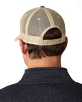 Adirondack ADK Pines Patched Distressed Trucker Hat