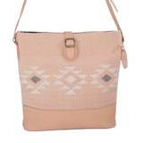 Tres Hermanas Carryall Crossbody Bag