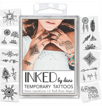 Henna-Inspired Pack - Temporary Tattoos