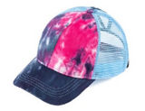 Back Pony Trucker Hat (Multiple Styles)