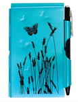 Butterfly Notepad - Bright Blue