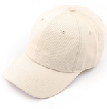 Classic Cotton Baseball Cap (Multiple Colors)