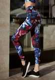 Floral Active Leggings