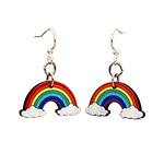 Full Rainbow Earrings