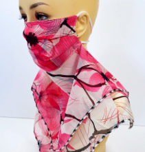 Convertible Scarf Mask (Multiple Styles)