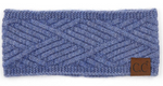 CC Diagonal Pattern Headband (Multiple Colors)