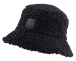 CC Sherpa Bucket Hat with Rubber Patch (Multiple Colors)