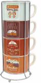 Stacking Mug Mountain Set