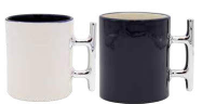 Ceramic Cleat Mug - Two Colors