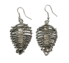Wire-Wrap Earrings
