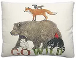 Go Wild Pillow