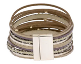 Taupe Looking Good Bracelet