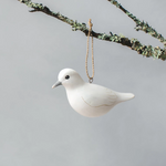 Hanging Dove Ornament