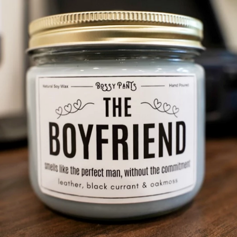 The Boyfriend Candle