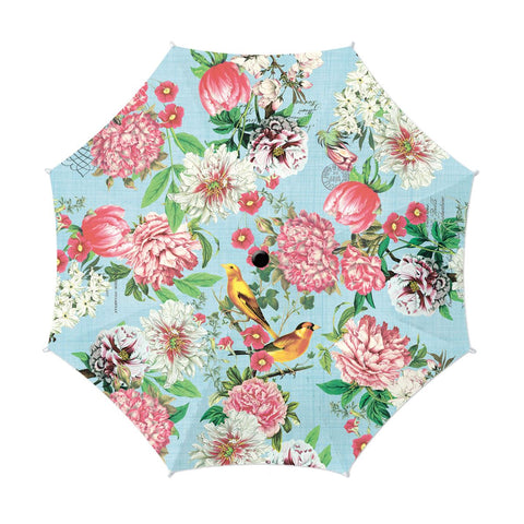 Garden Melody Travel Umbrella