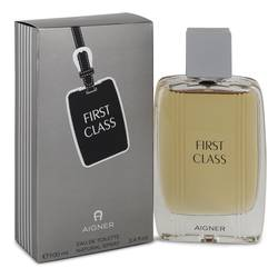 Aigner First Class Eau De Toilette Spray By Etienne Aigner