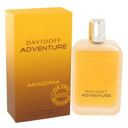 Davidoff Adventure Amazonia Eau De Toilette Spray By Davidoff