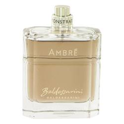 Baldessarini Ambre Eau De Toilette Spray (Tester) By Hugo Boss