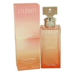Eternity Summer Eau De Parfum Spray (2012) By Calvin Klein