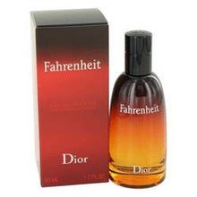 Load image into Gallery viewer, Fahrenheit Eau De Toilette Spray By Christian Dior