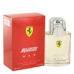 Ferrari Scuderia Red Eau De Toilette Spray By Ferrari