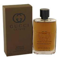 Gucci Guilty Absolute Eau De Parfum Spray By Gucci