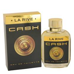 La Rive Cash Eau De Toilette Spray By La Rive